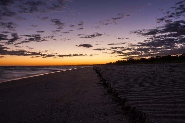 sunrise... Geographe Bay, Weste - lenscapon | ello