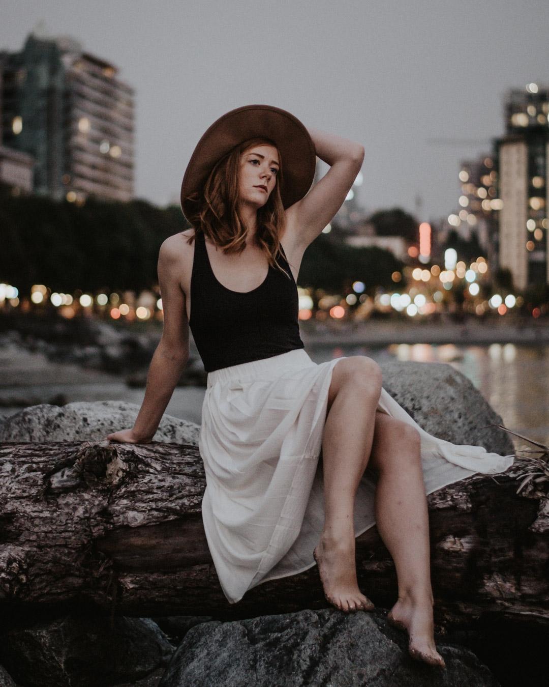 Model: Brooke - portraits, 50mm - djuansala   ello