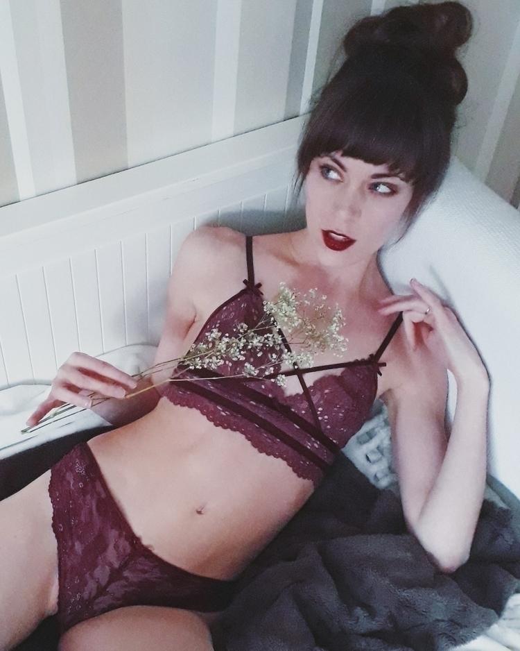 cuties:kiss - hm, lace, undies, lingerie - nate_powwie | ello