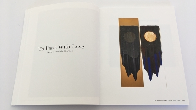 Paris Love - Works Words Ellen  - 1814magazine | ello