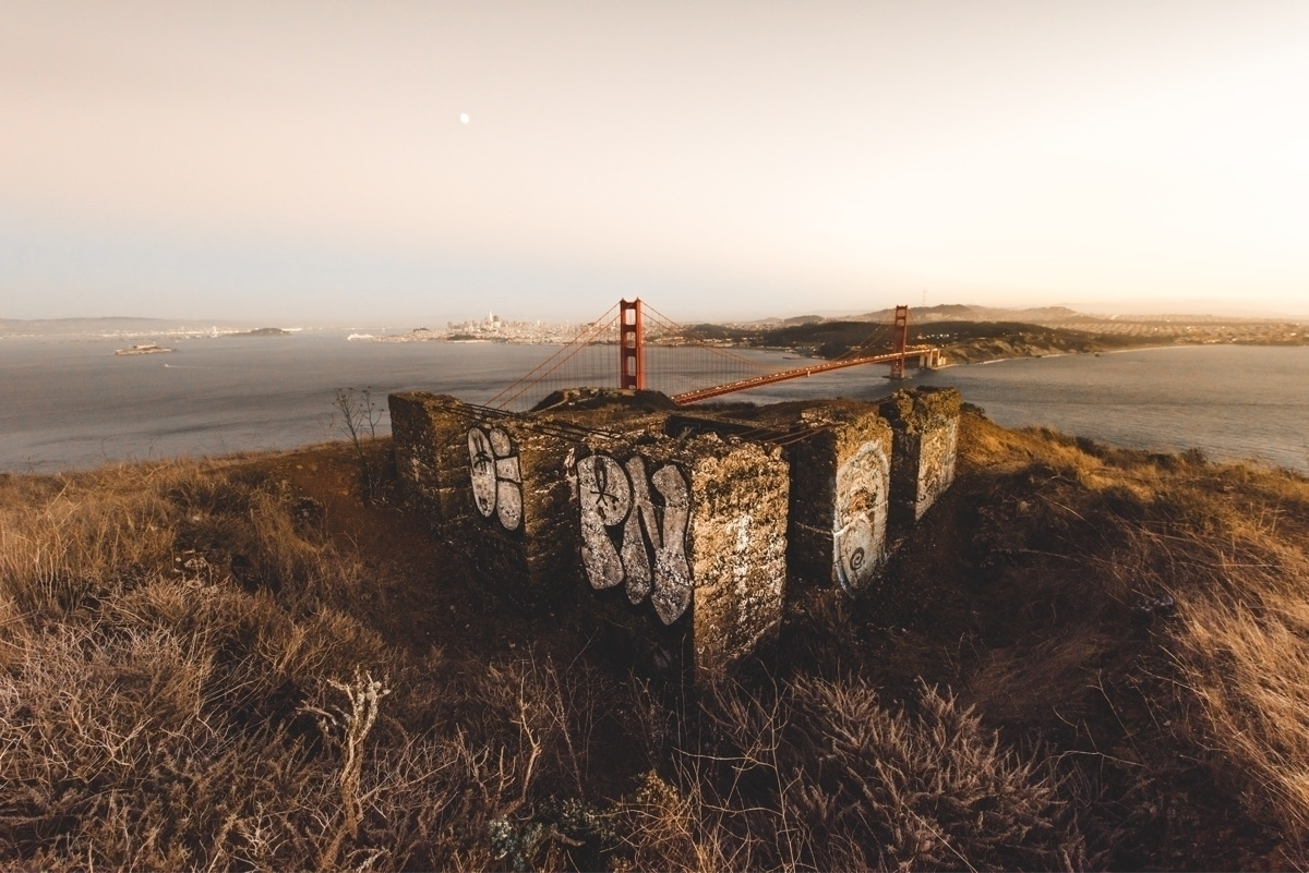 part golden gate people capture - kfvisual | ello