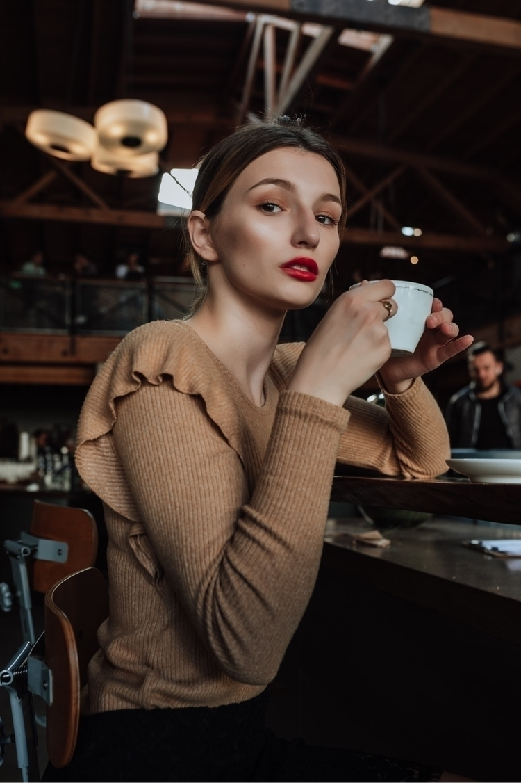 Coffee shop vibes - patrickandrada | ello