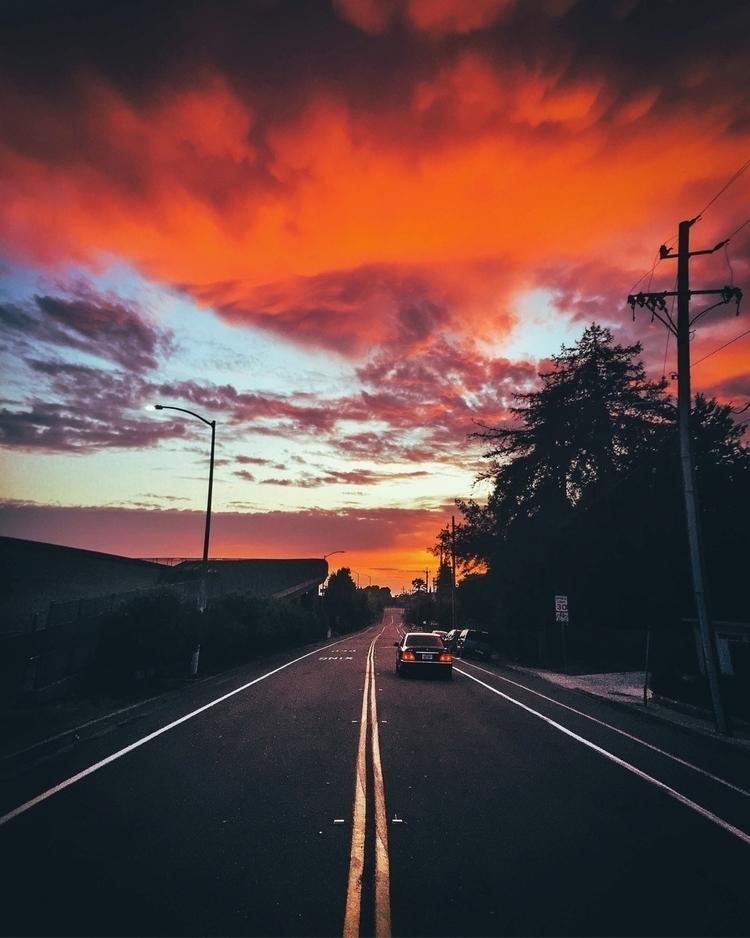 Sunset views - sunset, ello#, photography - siberianvolk | ello