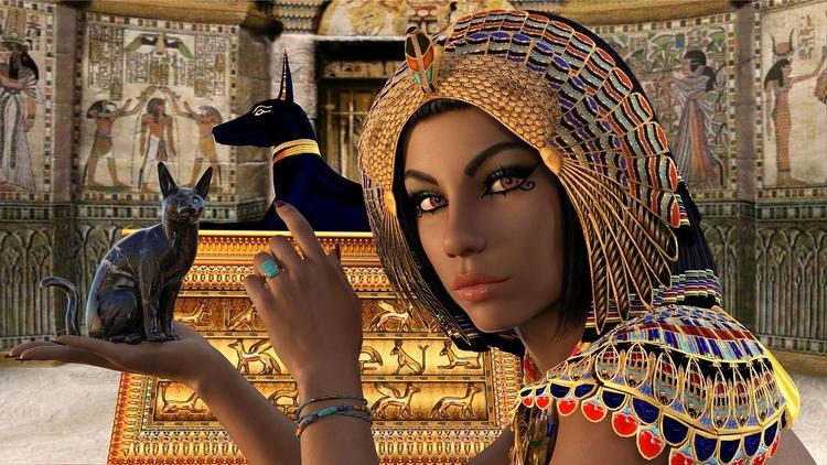 Egipto: Hallan cripta de una pr - codigooculto | ello