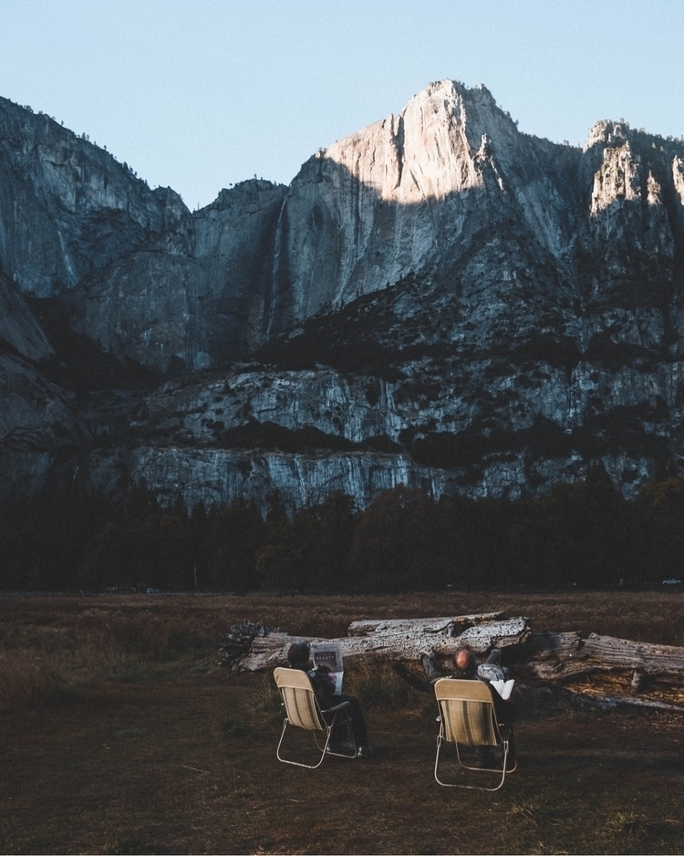 Nightfall Yosemite Evelyn Thali - evethalia | ello