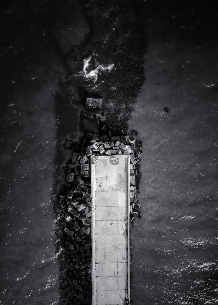 Pier, Tallinn, Estonia - arsenikukkphotography | ello