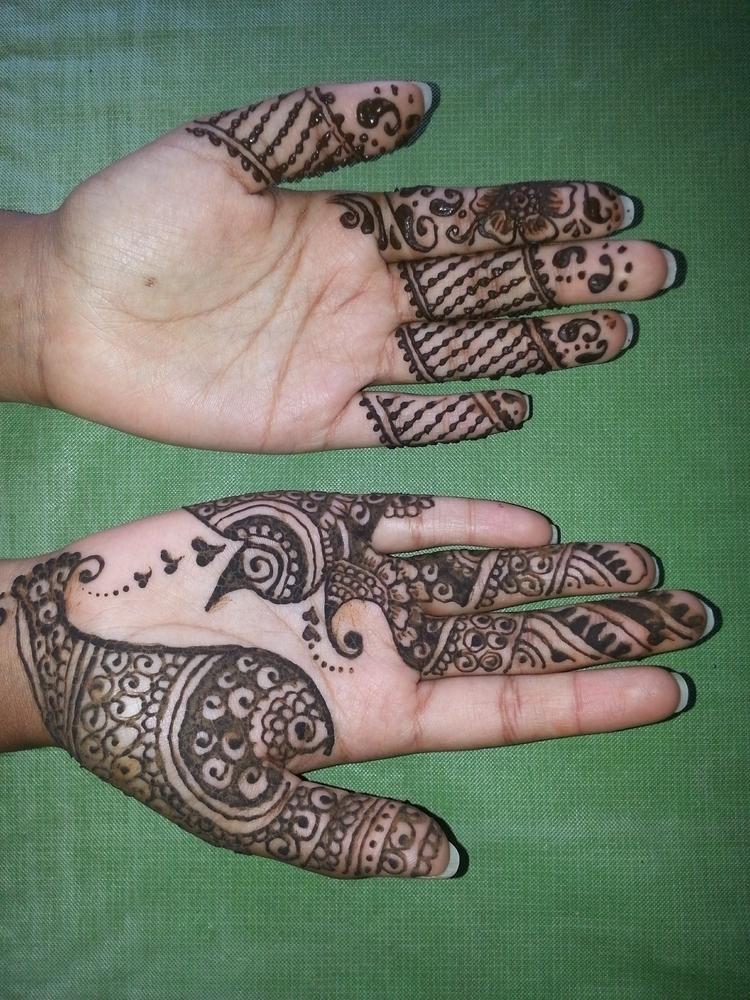 henna, hennaartist, followme - s_khanartist | ello