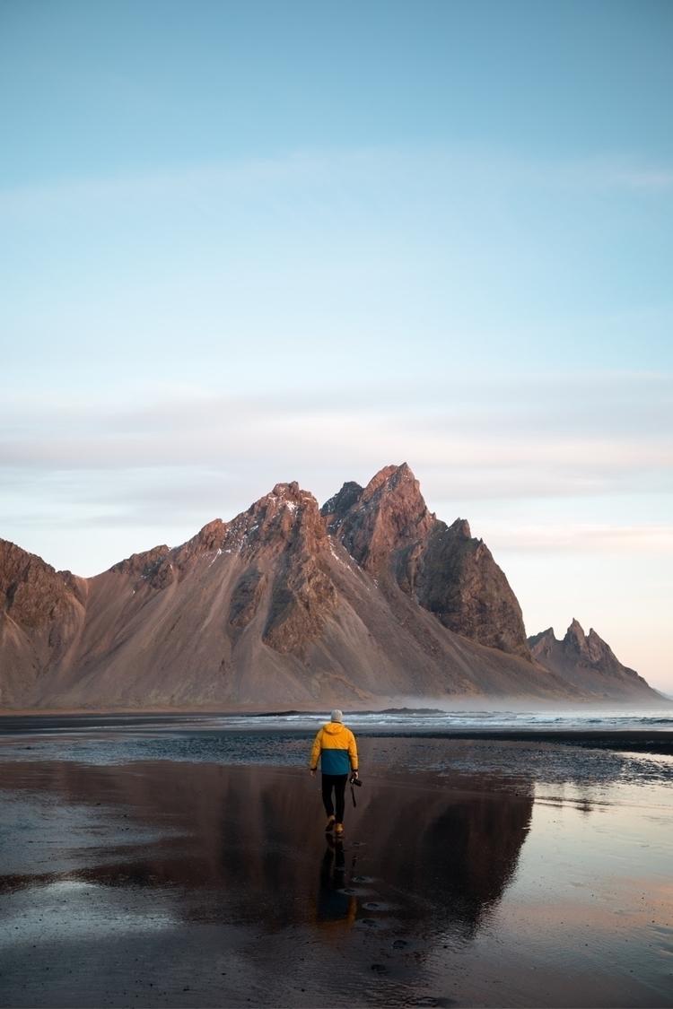 Iceland wandering - evanbatky | ello