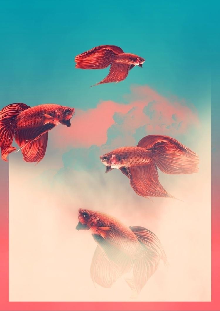 Fish //2018 Submitted Design Se - marliesplank | ello