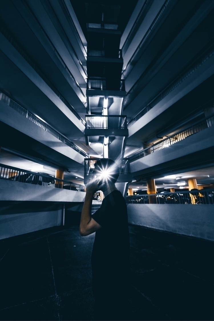 Late night call - photography, nightphotography - 96faith | ello