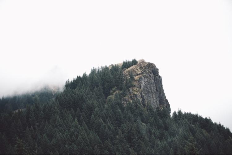 Mt. Hamilton, Portland, USA - matthewkimble | ello