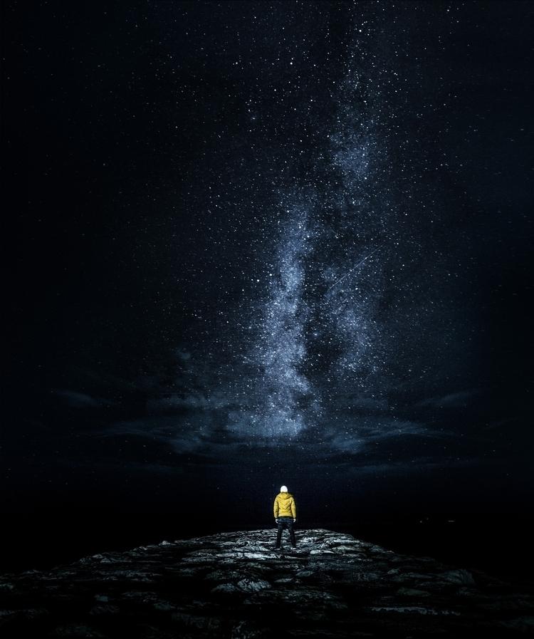 Stargazing living edge? Dad. me - britter4mercy | ello