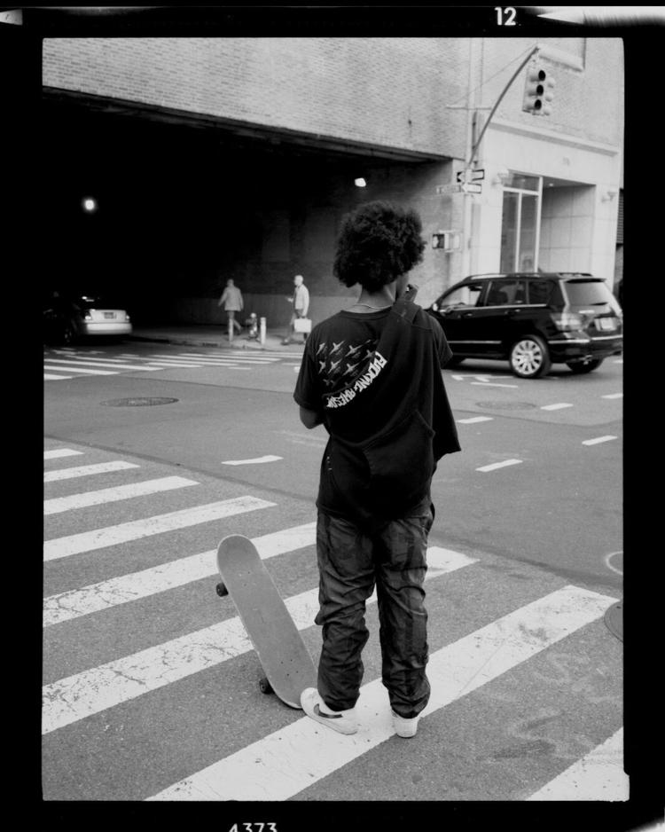 le skateboard  - fashion, nyfw, illford - lorenzomitil | ello
