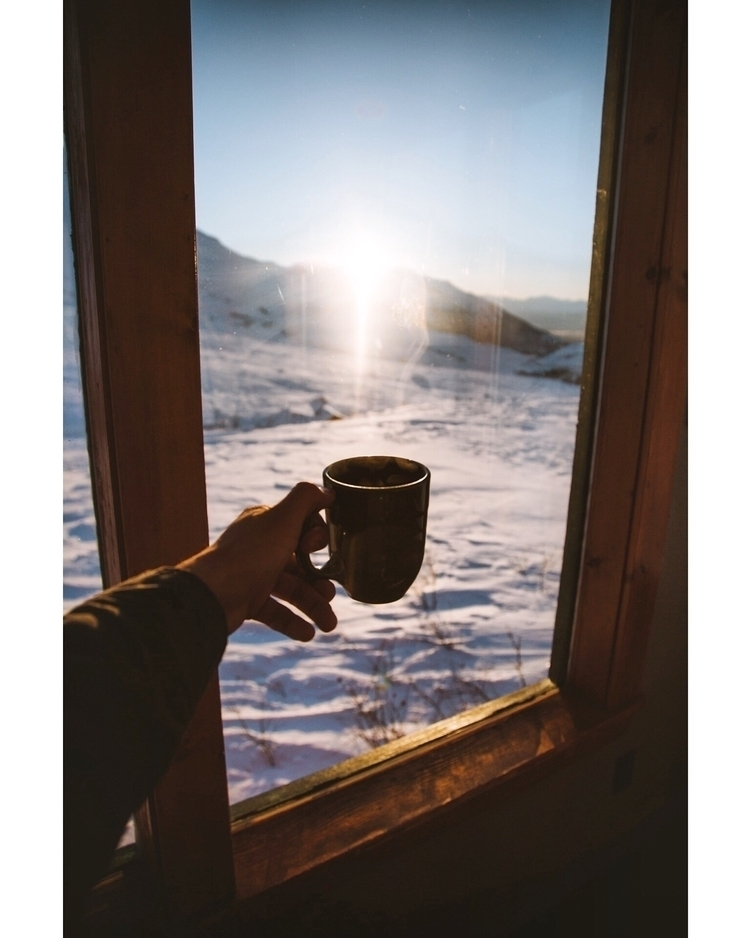 Coffee Hatchers Pass - alaska, coffee - danielparedes | ello