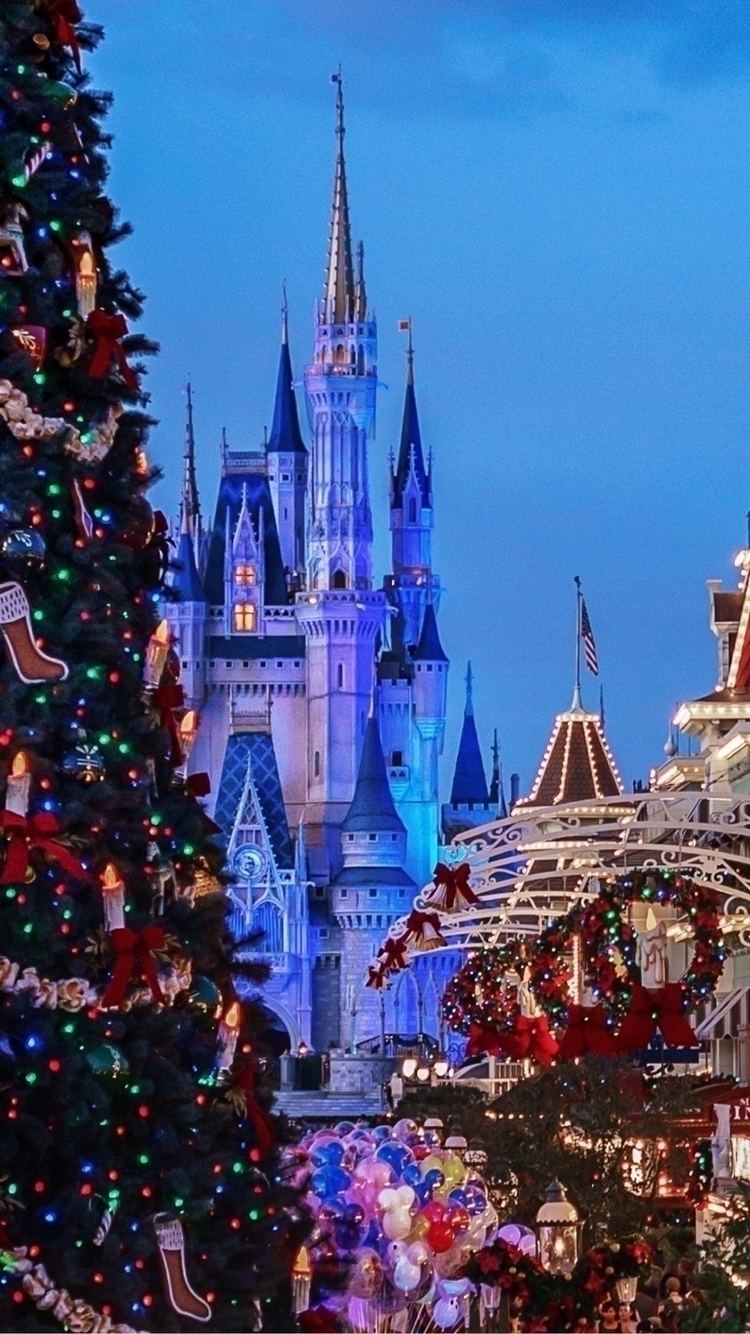 Holiday Kingdom  - mapledisney, magickingdom - mapledisney | ello