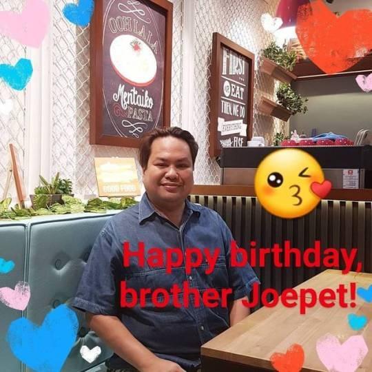 elebrating brother birthday, 4  - vicsimon | ello