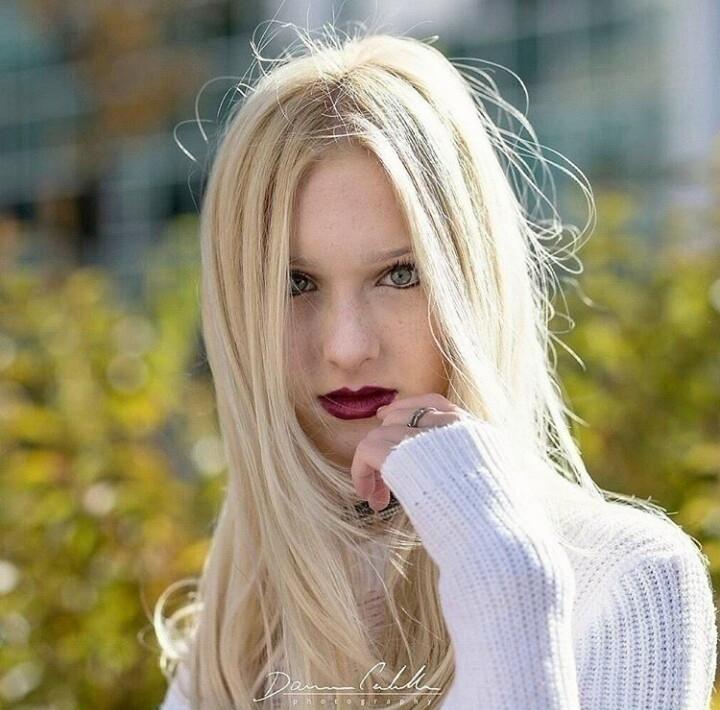 model, modelmadrid, blondegirl - histephs   ello