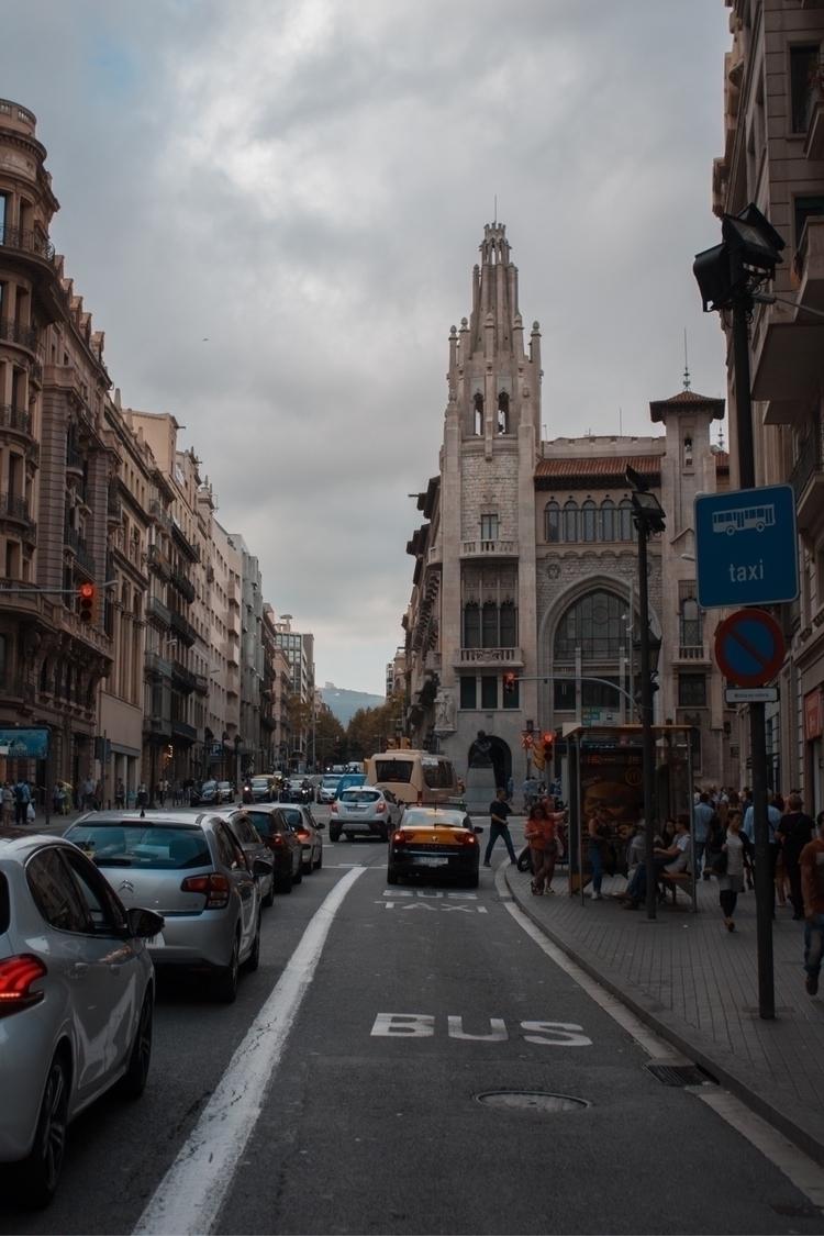 barcelona streets:children_cros - iamcarla_ | ello