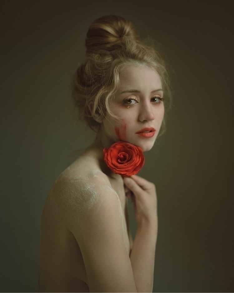 Fragile. Model: Caylee Cowan wo - kingvuddha | ello
