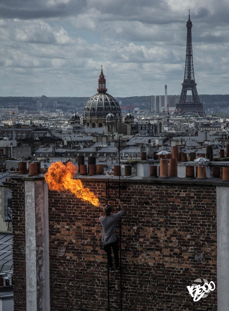 dragon Paris. Check shots! Subm - kboo1 | ello