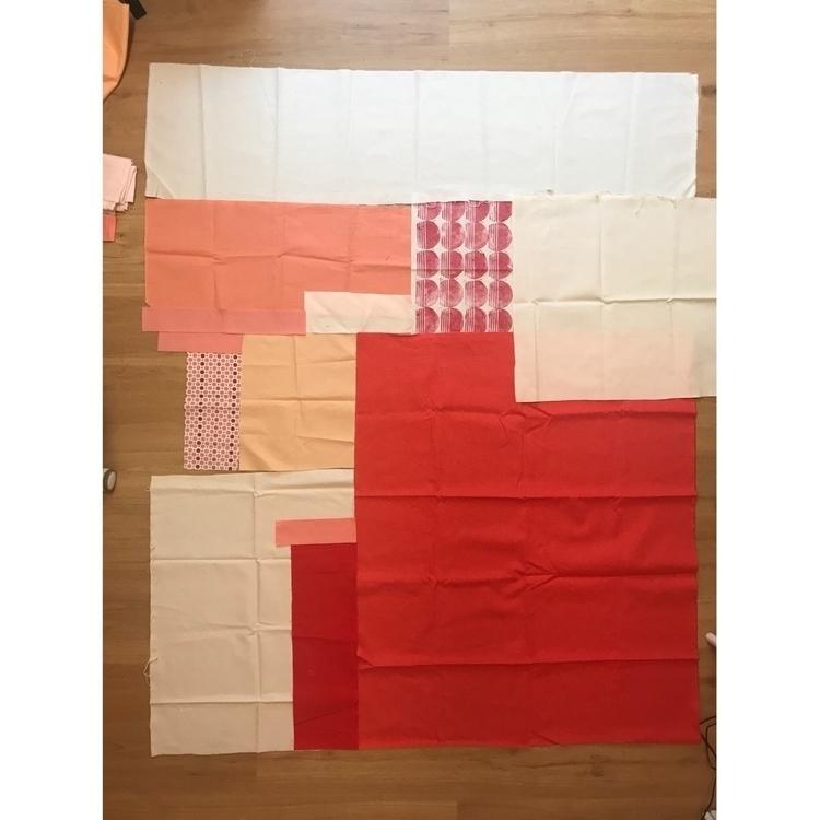 Building quilt - textiles, wip - sdevans | ello