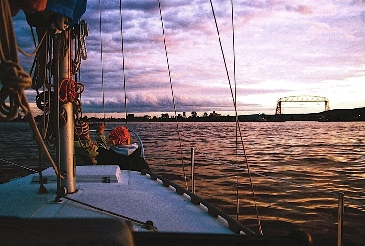 Superior Sailing - 35mm, film, duluth - stonerben | ello