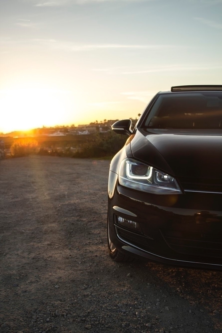 Issa golf TDI - mk7#tdiowners, automotivephotography - brennan1 | ello