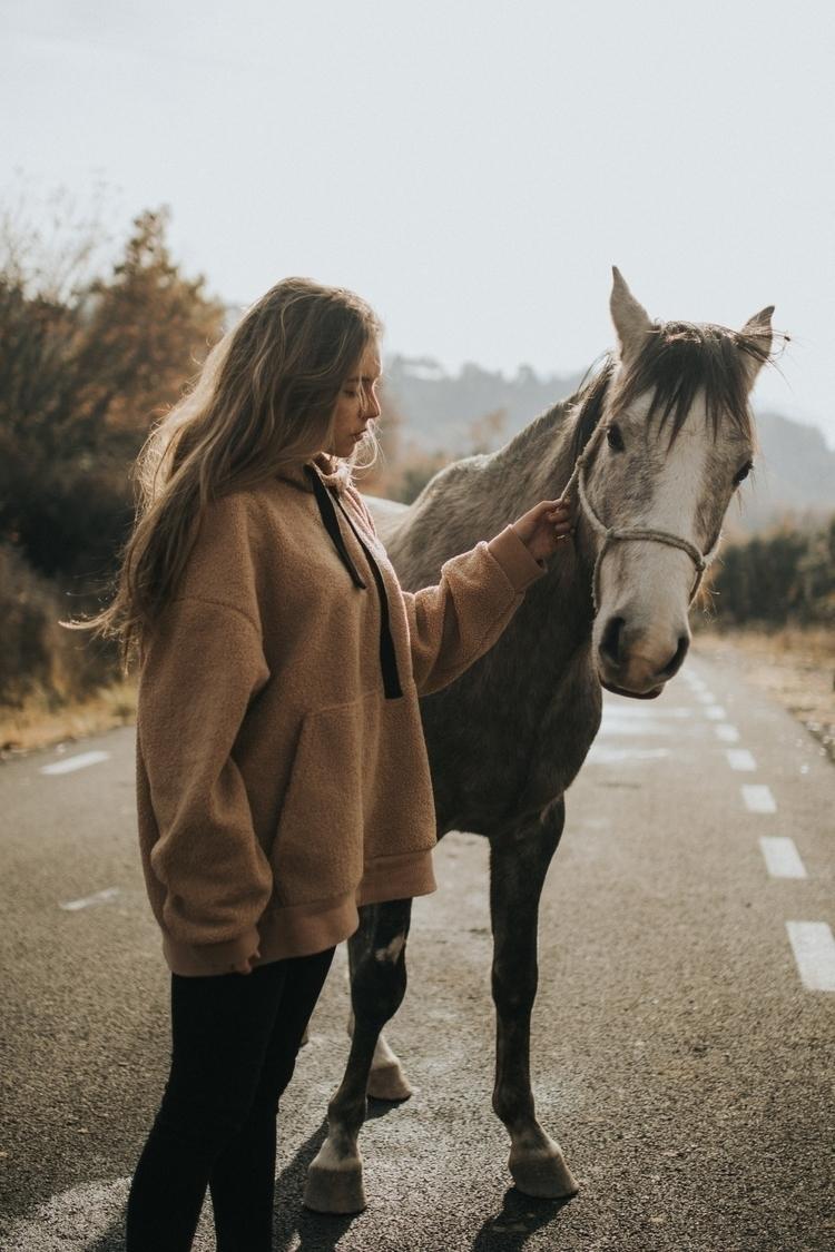 Horse Love - alwaysjoan_ | ello
