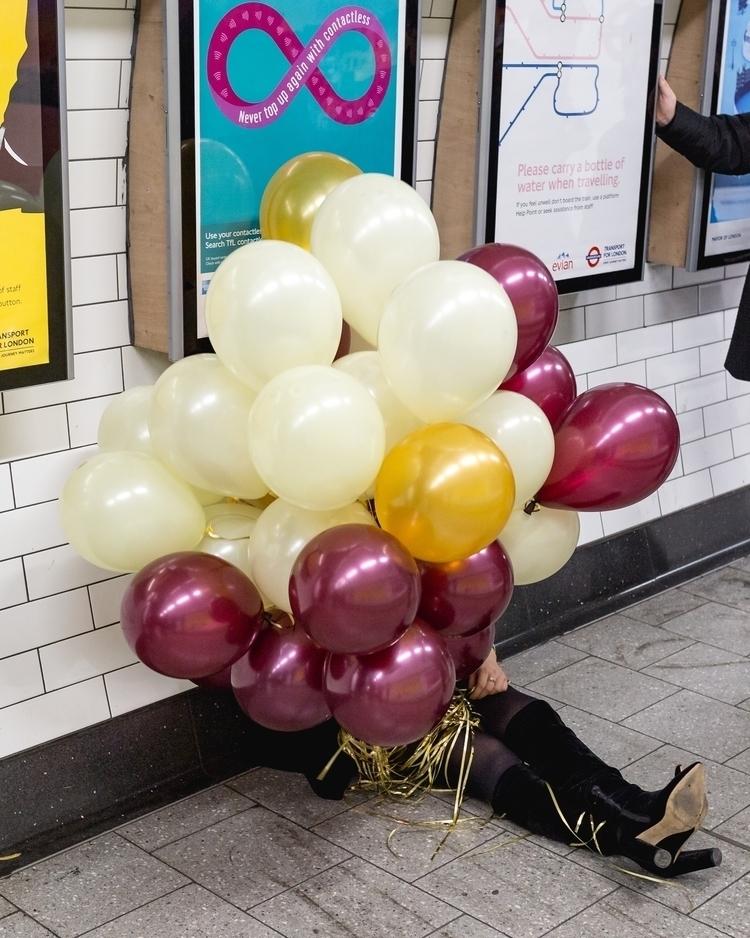 Balloon Diaries Ed Robertson - london - occipitals | ello