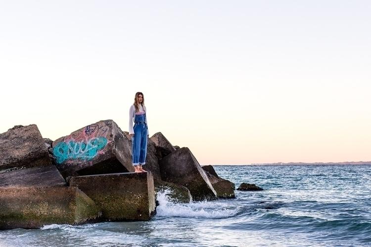 Rachelle Coogee Beach - Western - benjaminodeaphotography | ello