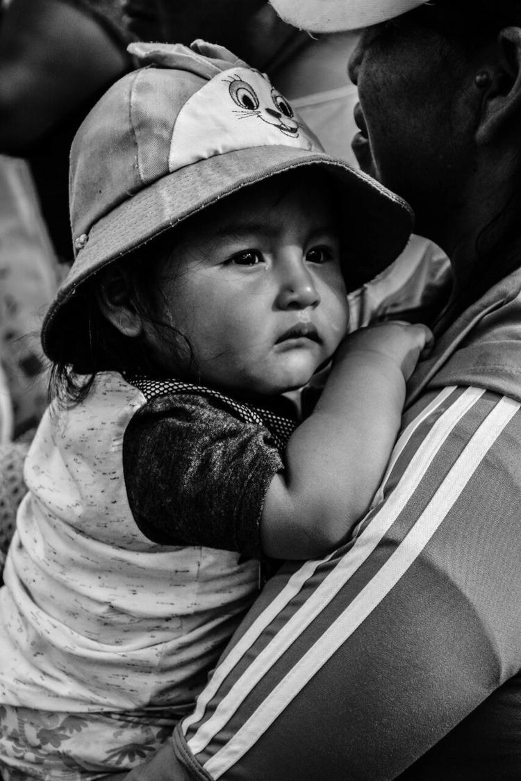 Baby - photography, blackandwhite - francofafasuli | ello