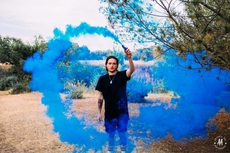 Blue - photography, canon, fullframe - antoanzphotography | ello