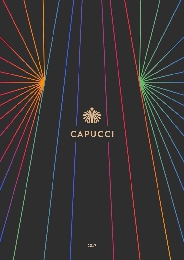 CAPUCCI Company Profile Covers  - ideasfly | ello