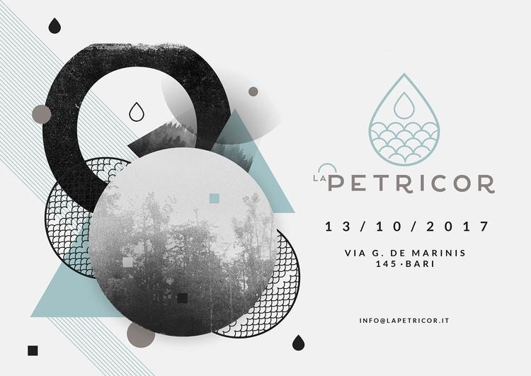 LA PETRICOR opening INVITATION  - ideasfly | ello