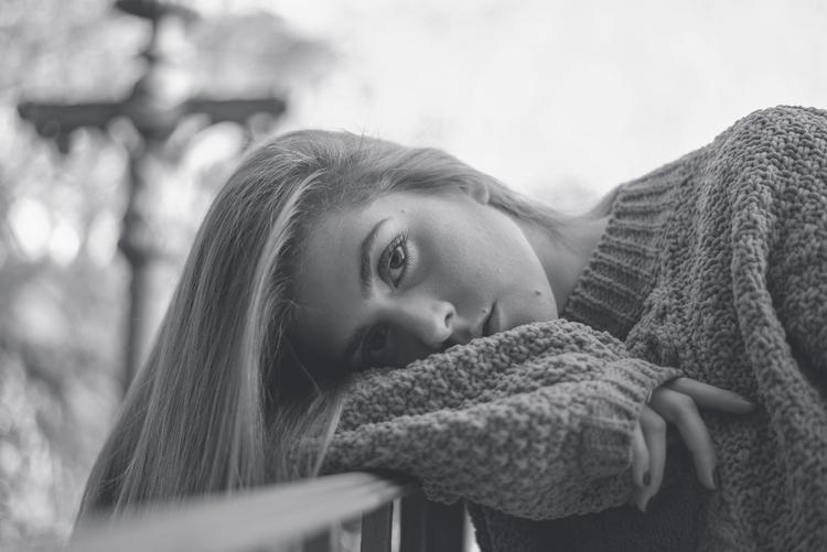 Sensitive - nikon, photography, model - mr_shutter | ello