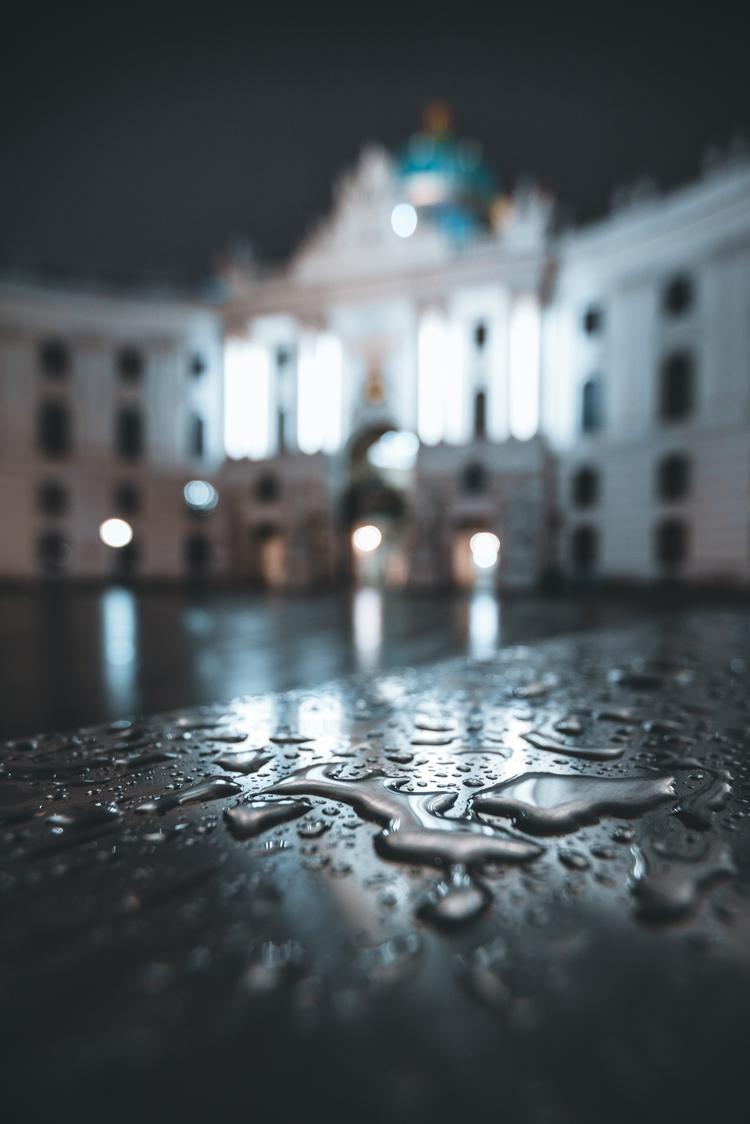 Rainwater - Vienna Classics - vienna - klausbrunner | ello