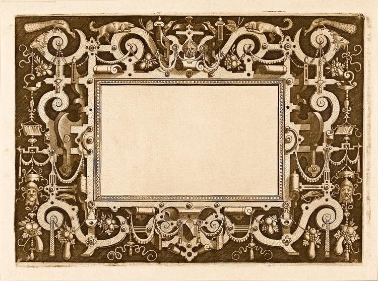 Renaissance engraving - arthurboehm | ello