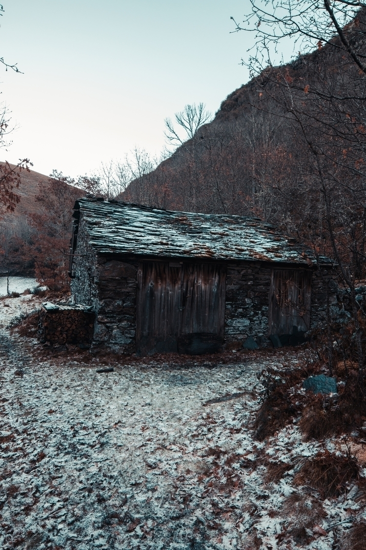 Winter, Winterhouse, Landscape - fran_films | ello