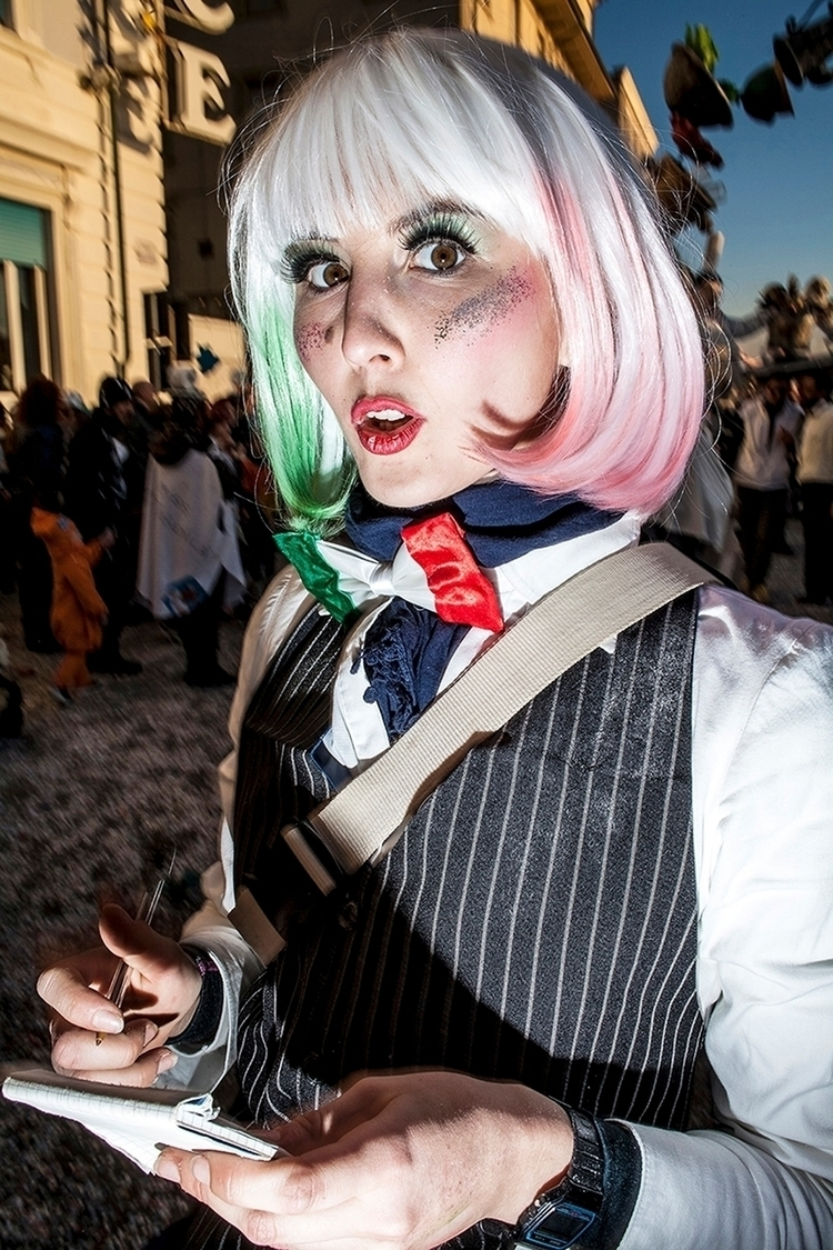 woman carnival Bio: Salvatore M - salvatorematarazzo   ello