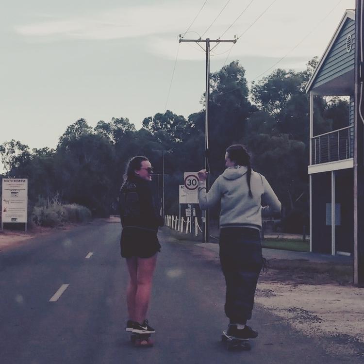 Afternoon Skate - skateboarding - brookdtd | ello