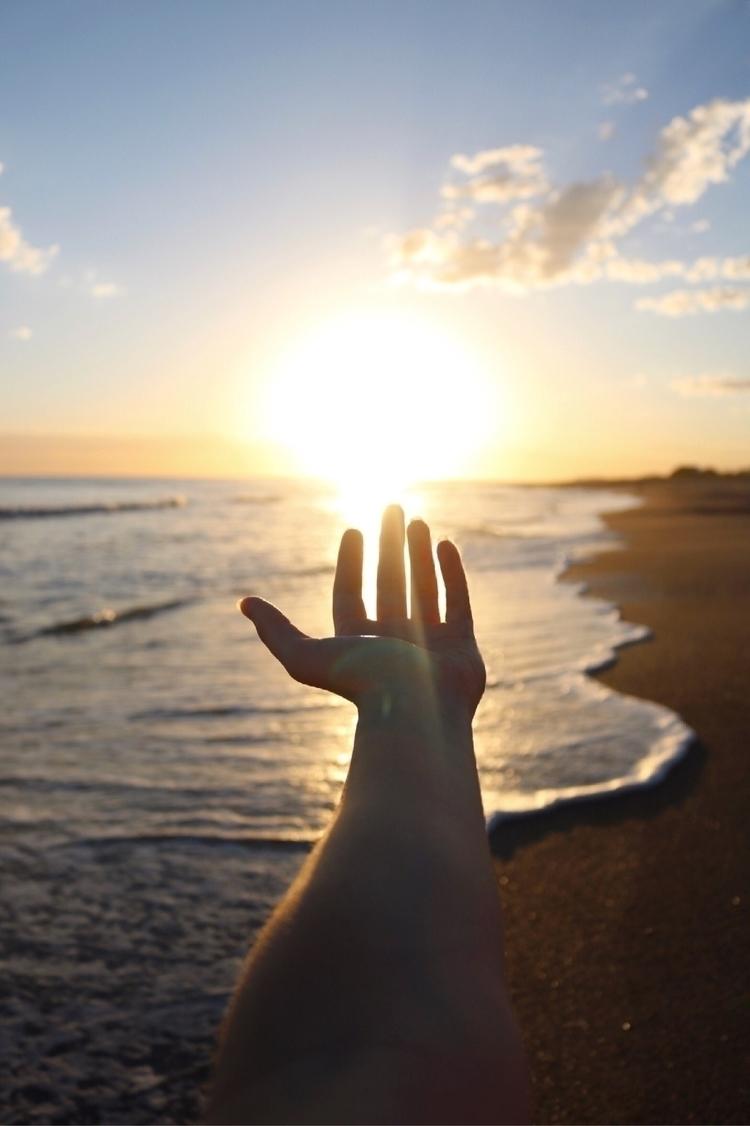 vibes, beach, sunset, life, ocean - solbarroso | ello