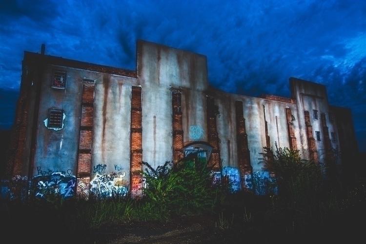 remains abandoned Swift Co. Mea - tylerfarris | ello