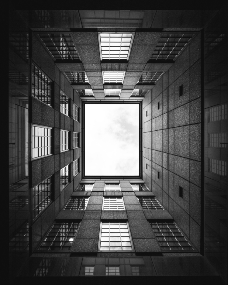 Negative space - photography, architecture - domreess | ello