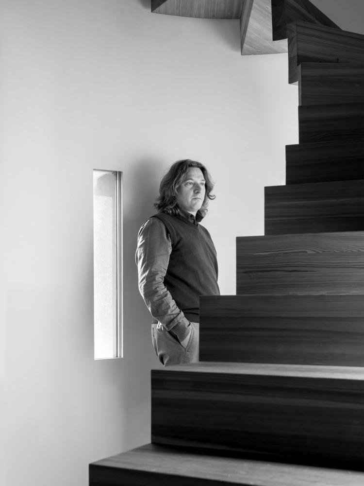 Portrait architect, Roberto Nic - cdutton | ello