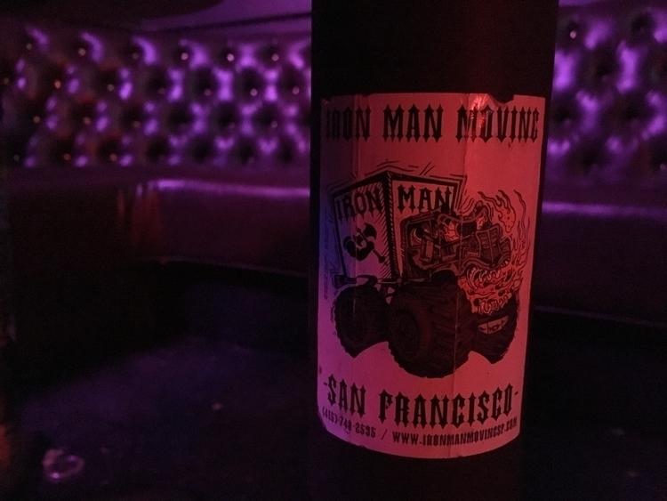 Iron Man | San Francisco, Calif - mluna23 | ello