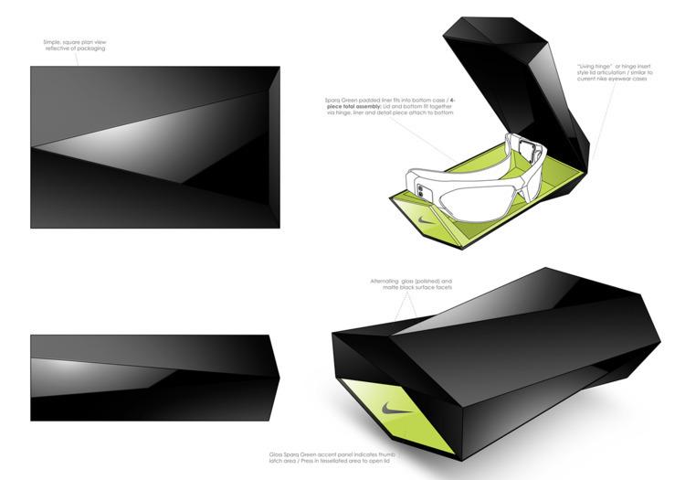 Process Insight: Nike Vapor Str - jamesowendesign | ello