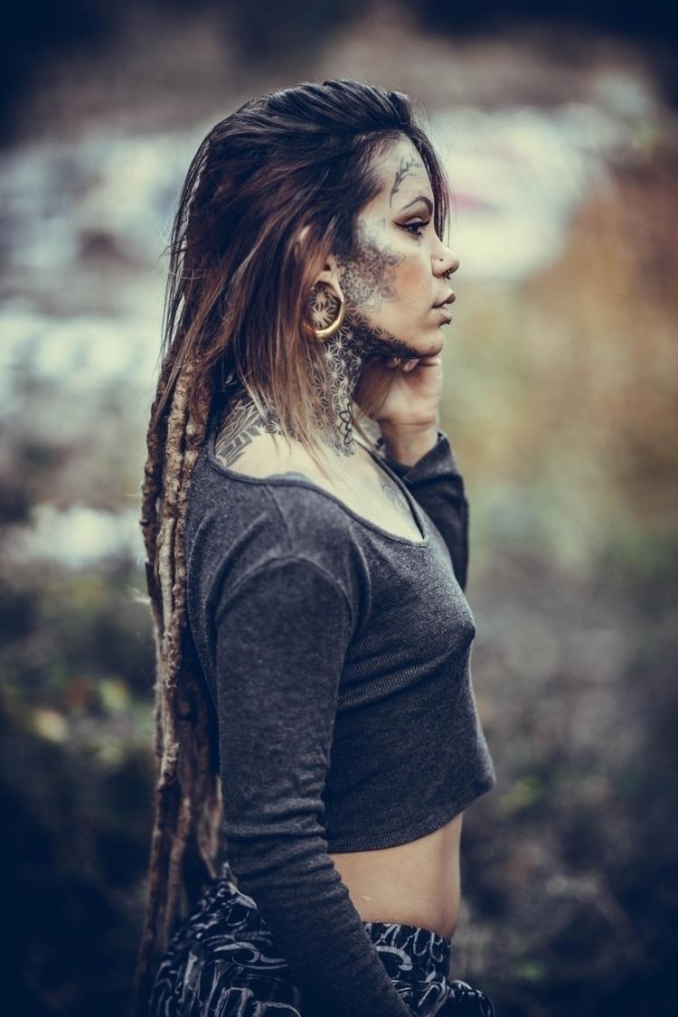 Paula - model, rasta, tatto, tatuaje - fotografiadl | ello