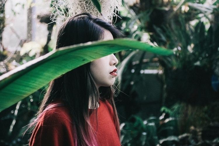 Urban Forest   Nim - portrait - lualunera   ello