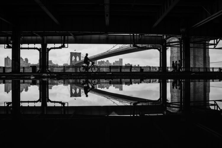 NYC - newyorkcity, nyc, blackandwhite - ksears_ | ello