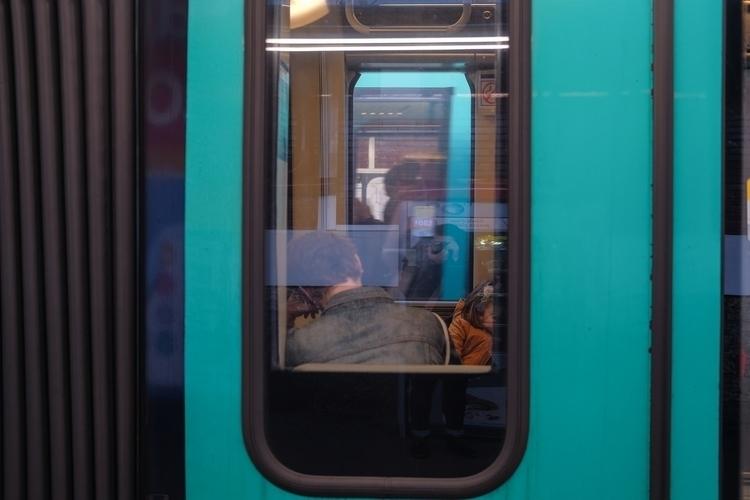 Pensive Subway Stop - fujifilm, fujifeed - leabenatar | ello